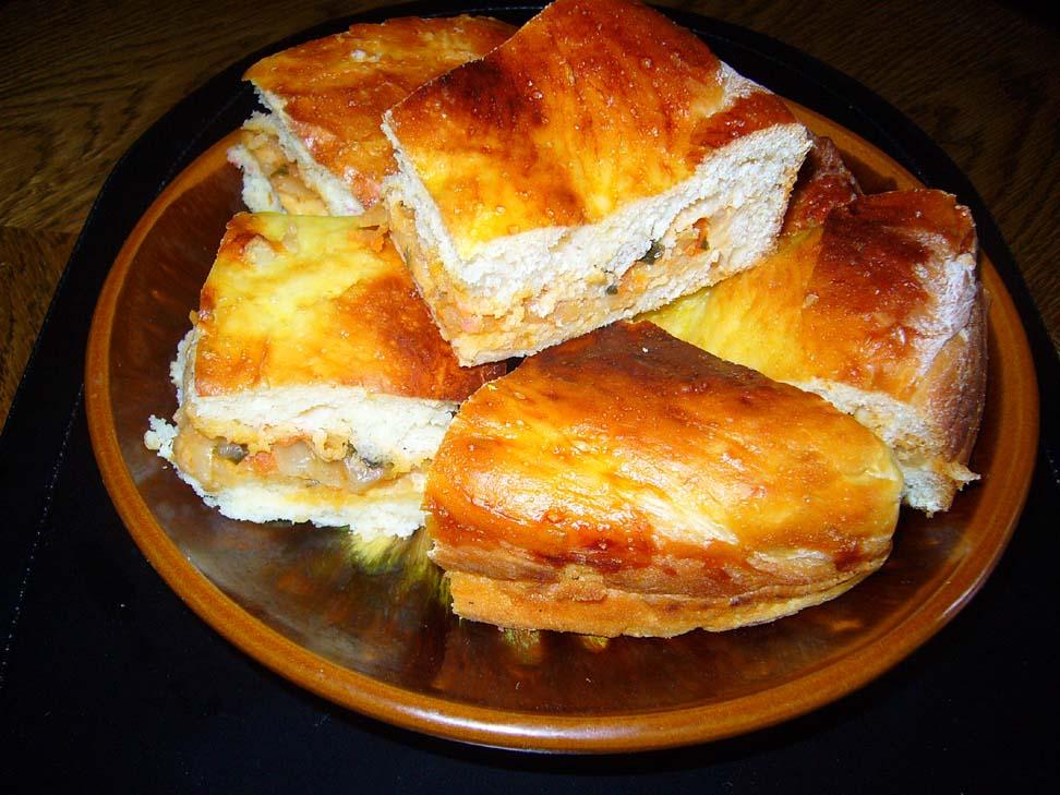 Рецепты бабушкины пироги рецепты