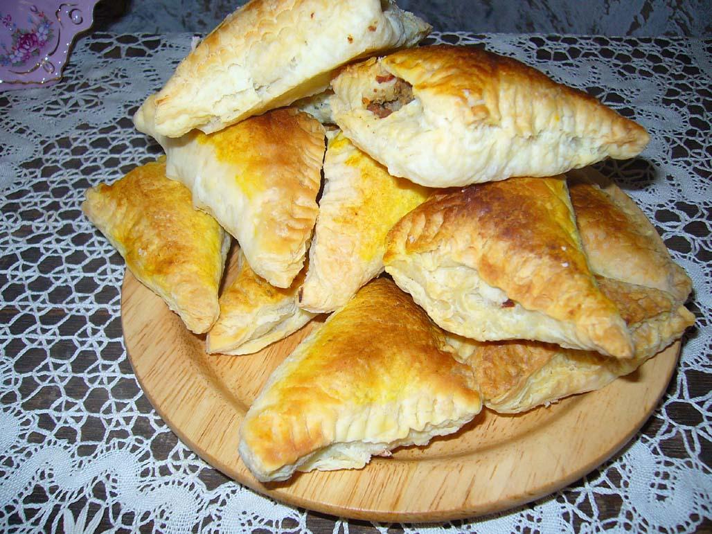 Пироги на сковороде рецепты с фото